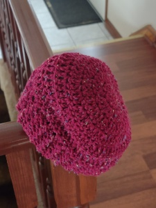 Warm up a chilly Canadian winter with a new, homemade hat!